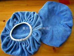 超细纤维干发帽