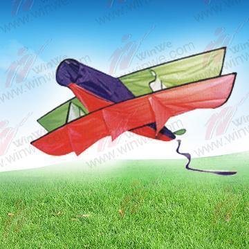 Nylon Plane shaped Kite