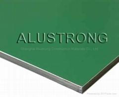 Alustrong  Composite Sign board