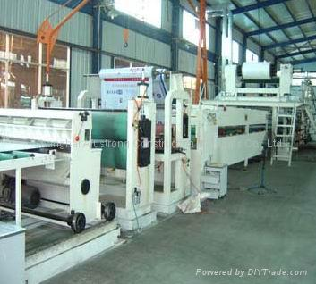 Producing Line for Aluminum Composite Panel 1