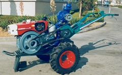 12HP 2WD Walking tractor