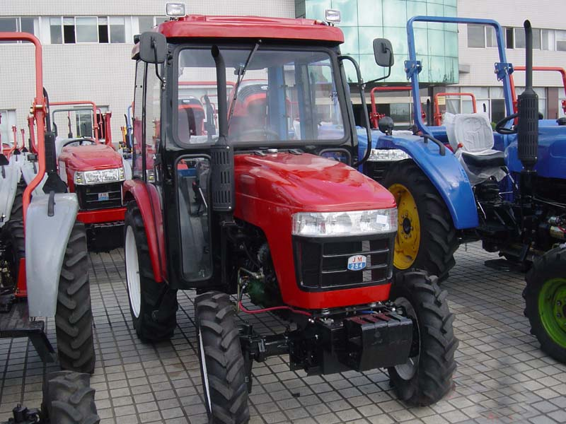 Jinma 254 tractor with Cab