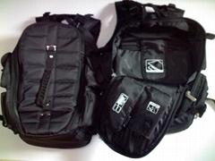 專業防彈雙肩背包(凱瑪復合材料)