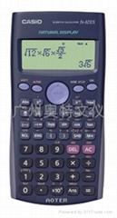 卡西歐計算器FX-82ES PLUS
