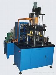 電機定子疊壓氬弧焊機
