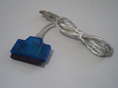 IDE TO USB2.0 CABLE