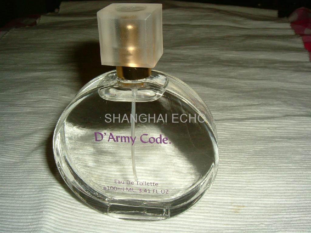 Perfume Glass bottle 3