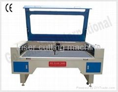 CE&FDA CO2 textile laser cutting machine