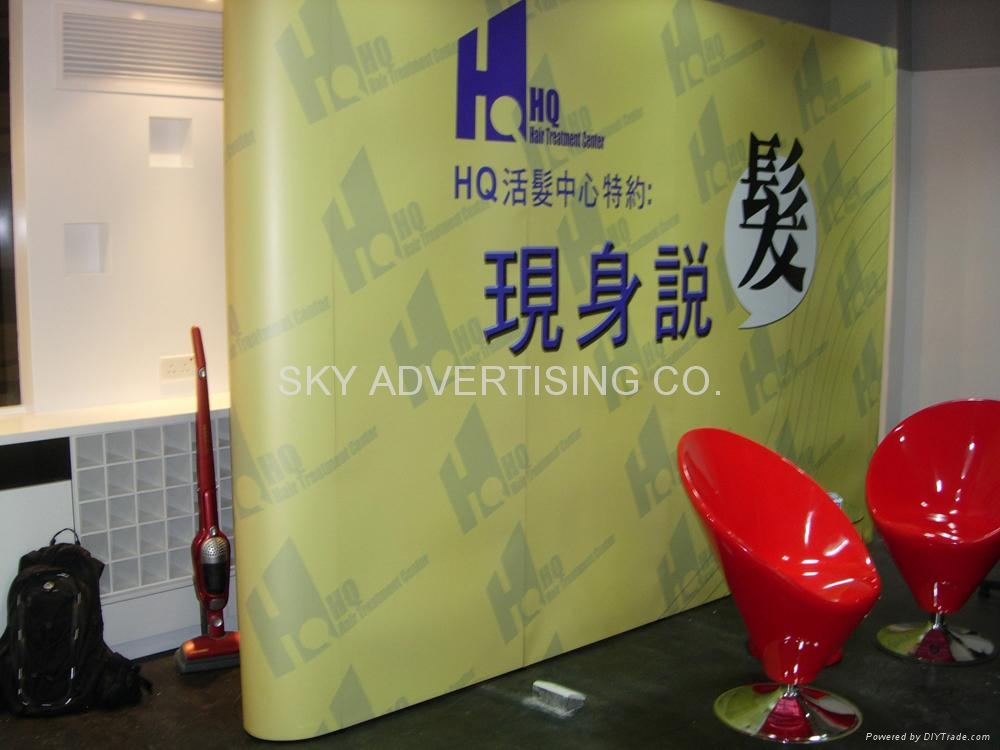 Roll-Up Banner Stand 5