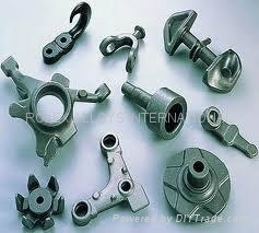 SEW 595 Steel Casting for Petroleum