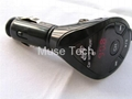 Car MP3 Player FM transmitter supporing USB flash drive