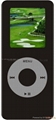 1GB/2GB/4GB iPod Nano MP4 Player