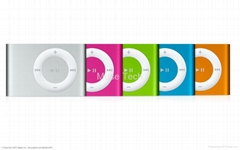 Hot Promotion iPod Shuffle Style cheap MP3 Player