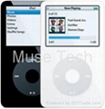 "2.4"" iPod classic style MP4 Player with DC/DV"