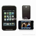 "2.8"" 2GB/4GB/8GB iTouch MP4 Player with DC/DV"