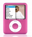 3rd Gen iPod Nano MP3/MP4 Player 1GB/2GB/4GB/8GB