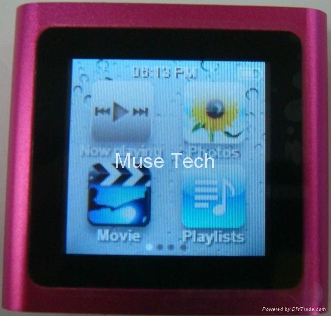 ipod nano chromatic yellow. Super-slim iPod Nano