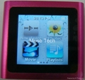 High copy 6th gen iPod Nano MP4 Player