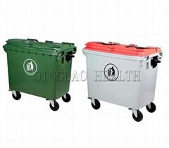 Waste Bin:160L