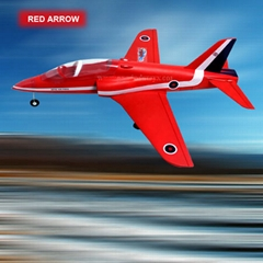 R/C TOYS: R/C Electric Model Airplane-RED ARROW,RTF