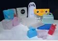 gift clear PVC box