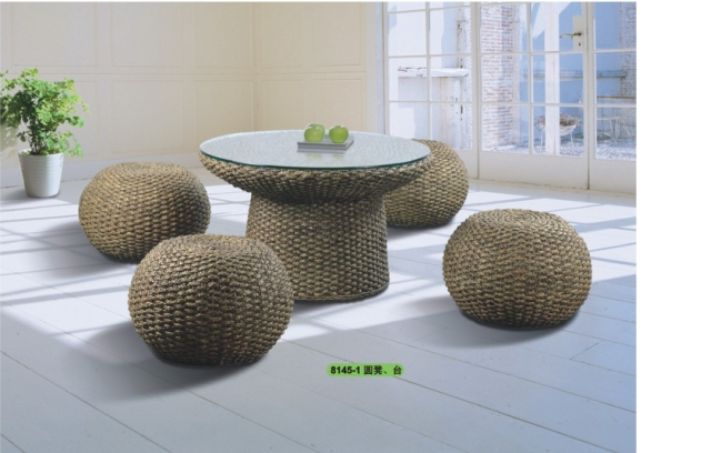 Water Hyacinth Furniture Water Hyacinth Chair Table Sofa