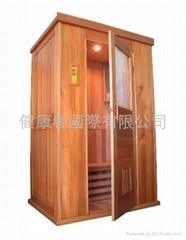 Far Infrared Sauna Room TH-100 TH-200