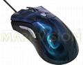新款游戏鼠标带立体喷漆 2