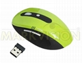 Low price 2.4G wireless Mouse