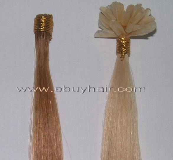 Pre Bonded Hair Extensions Remy 121