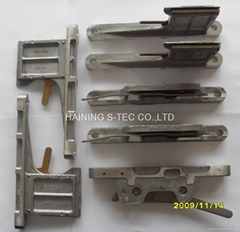 setting machine parts(Socks board seat)
