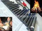 "3/8""x 4"" Ferrocerium Flint Rod Mischmetal Flints Fire Starter- Metal Match"