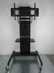移動落地式22寸-55寸液晶電視機支架