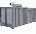 containerized genset