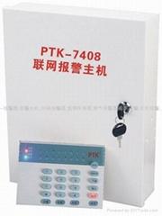 PTK-7408多功能電話聯網報警器