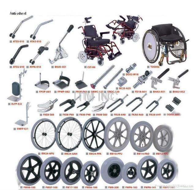 wheelchair supplies 2