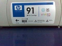 HP原裝91號墨盒