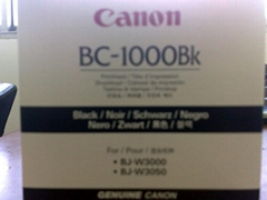 佳能BC-1000打印头