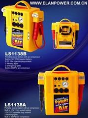 Jump Starter - LS1138A LS1138B