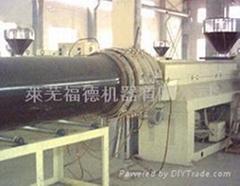 UHMW-PE Pipe produce line