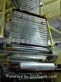 聚烯烴三層復合熱收縮膜吹塑機組