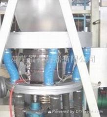 聚乙烯熱收縮膜吹塑機組