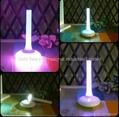 LED Magic Rainbow touch Lamp