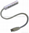 USB 5 LED Light
