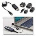 USB 手机充电器