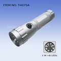 LED Flashlight / Torch (T4075)