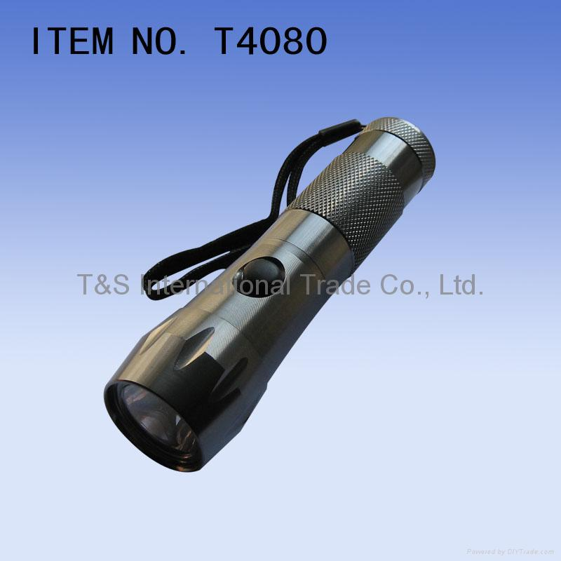 1 WATT LED Flashlight (T4080)