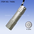 LED Flashlight (T4081)