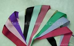 Grosgrain Ribbon with Plastisol Print