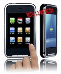 "Digital MP4 player/2.8""TFT screen/2.0MP DC/DV/touchscreen,TT-501D"